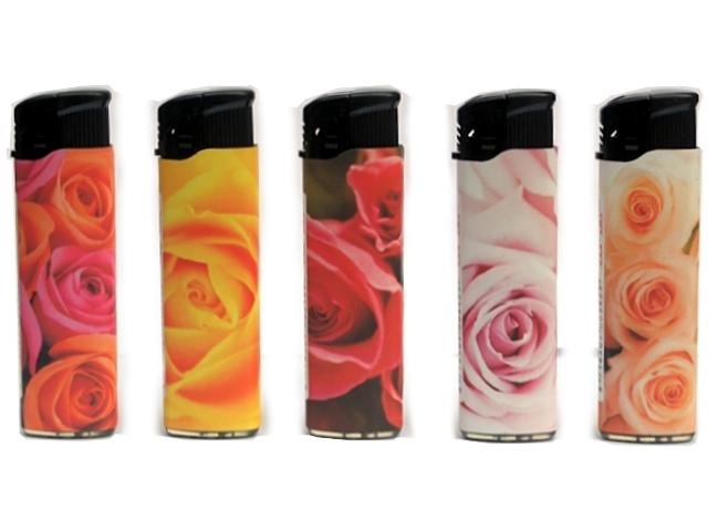 3530 - Αρωματικός αναπτήρας UNILITE ROMANTIC ROSES 11849-01 (με άρωμα τριαντάφυλλο)
