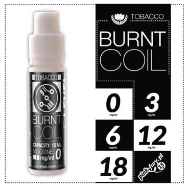 3561 - Pink Fury BURNT COIL (TOBACCO) 15ml