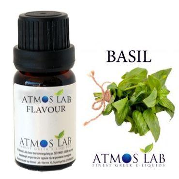 3631 - Άρωμα Atmos Lab BASIL FLAVOUR (βασιλικός)