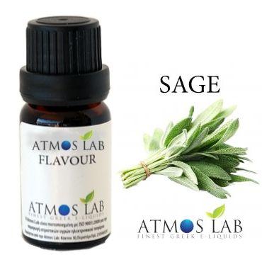 3644 - Άρωμα Atmos Lab SAGE FLAVOUR (βότανο αρτεμισία)