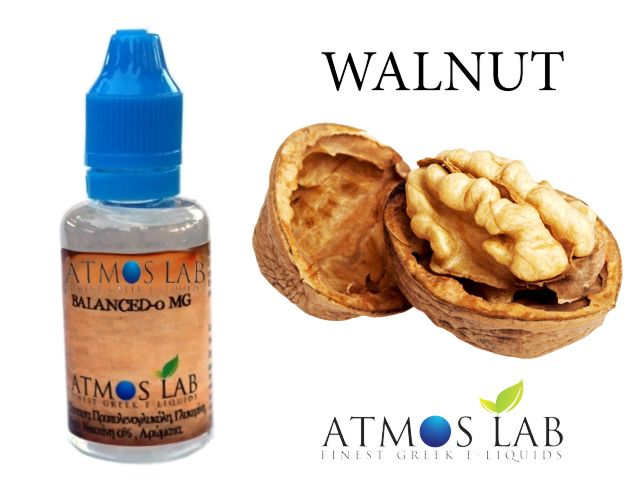 Atmos Lab WALNUT 30ml (καρύδι)