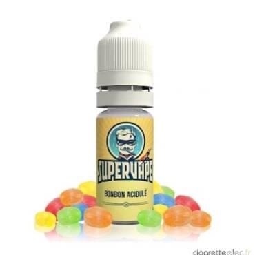 Άρωμα SuperVape Bonbon Acidule Flavour 10ml (γλυκό και φρουτώδες)