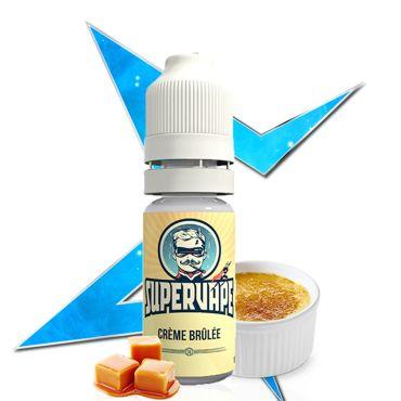 Άρωμα SuperVape CREME BRULEE Flavour 10ml (κρεμ μπρουλε)