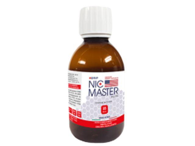 Βάση NIC MASTER 18% νικοτίνη (80%VG - 20%PG)