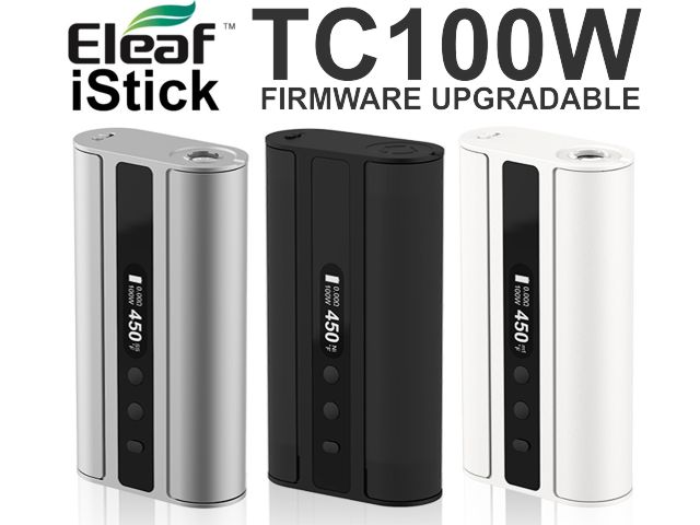 3780 - iStick TC 100w by ELEAF (upgrade to 120W)