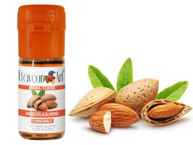 3786 - Άρωμα Flavour Art Almond flavor (αμύγδαλο) 10ml