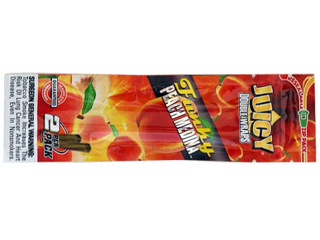 Πουρόφυλλα Juicy Jays FUNKY PEACH MEDINA