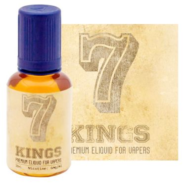 3826 - Seven 7 Kings 30ml (virginia & καραμέλα)