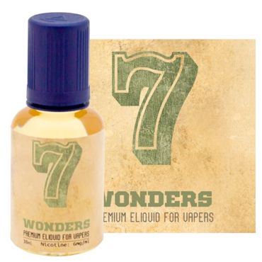 Seven 7 Wonders 30ml (κρέμα καραμέλα)