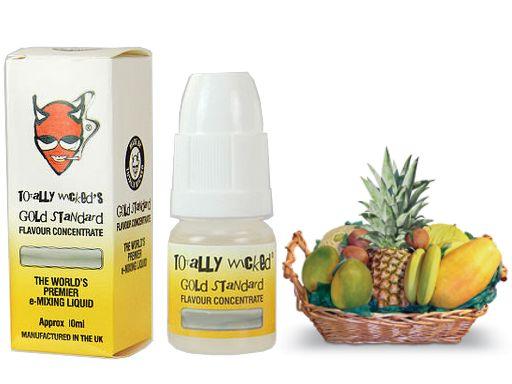 Άρωμα Totally Wicked Tropical Tobacco (τροπικά φρούτα) 10ml