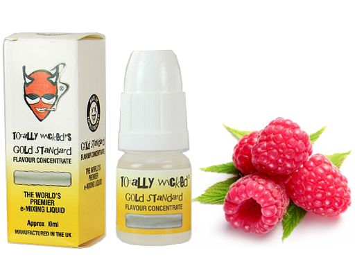 3850 - ����� Totally Wicked Raspberry (���������) 10ml