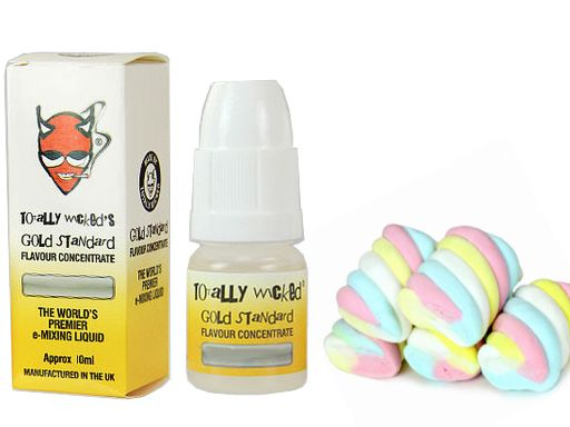 Άρωμα Totally Wicked Marshmallow (λουκούμι)10ml