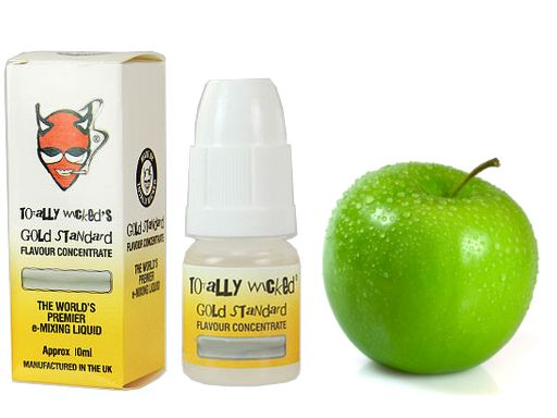 ����� Totally Wicked Green Apple (������� ����) 10ml