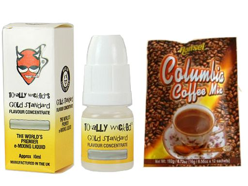 3858 - Άρωμα Totally Wicked Columbia coffee 10ml