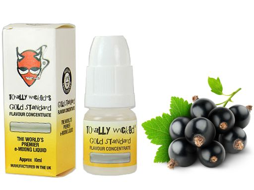 3866 - ����� Totally Wicked Blackcurrant (��������������) 10ml