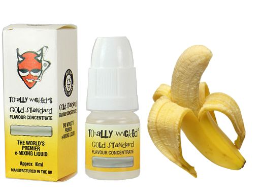 Άρωμα Totally Wicked Banana10ml