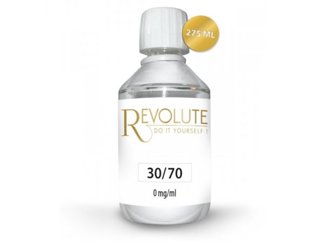 3896 - Βάση revolute 0mg 30PG/70VG 275ml