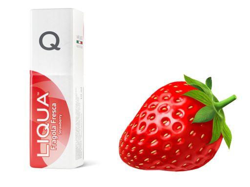 3920 - Liqua Q Fragola Fresca (φράουλα) 10ml