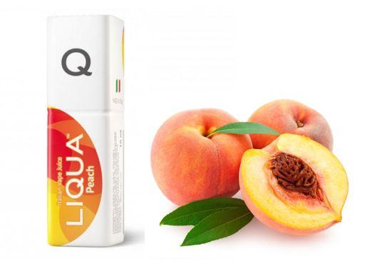 Liqua Q Peach (ροδάκινο) 10ml