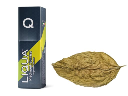 3926 - Liqua Q Piedmont Sunrise brightleaf tobacco (ανοιχτόχρωμος καπνός) 10ml