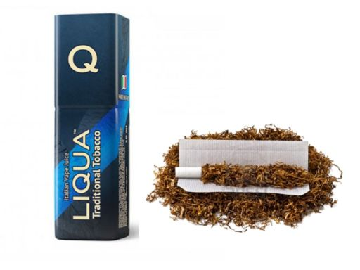 3929 - Liqua Q Traditional Tobacco 10ml