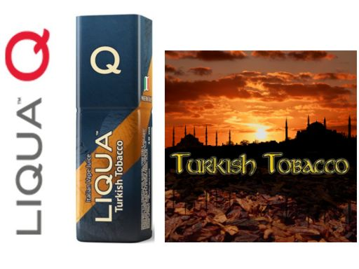 3930 - Liqua Q Turkish Tobacco 10ml
