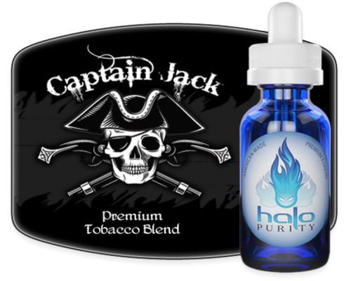 3944 - Halo Captain Jack (καπνός πίπας) 30ml