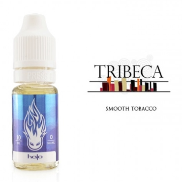 Halo Tribeca Smooth tobacco flavor 10ml