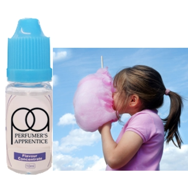 Άρωμα COTTON CANDY Flavor Apprentice by Perfumers Apprentice 15ml (μαλλί της γριάς)