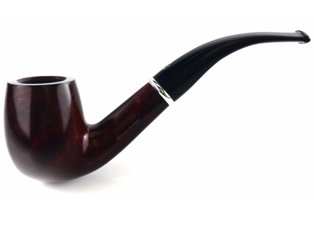 4018 - SAVINELLI ARCOBALENO LISCIA MARRONE BROWN MODEL 606 Cod.P301L*M*
