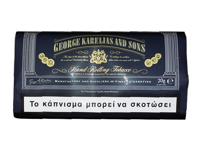 Καπνός Karelias μπλε 20gr