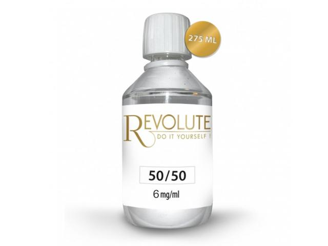 Βάση revolute 6mg 50PG/50VG 275ml