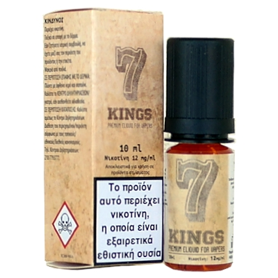 4052 - Seven 7 Kings 10ml (virginia & καραμέλα)