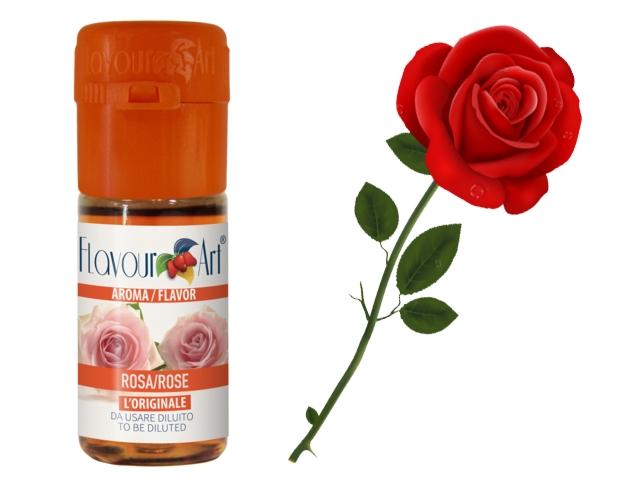 Άρωμα Flavour Art ROSE (τριαντάφυλλο) 10ml