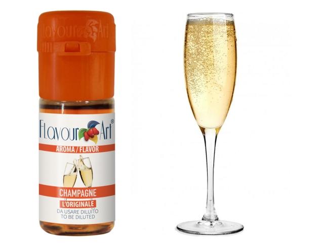 Άρωμα Flavour Art Wine Champagne flavor (σαμπάνια) 10ml