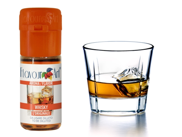 4090 - Άρωμα Flavour Art Whisky flavor 10ml