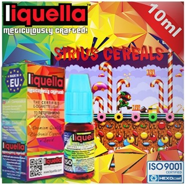 ���� ����������� LIQUELLA SIRIUS CEREALS (���������� ��� ��������) 30ml