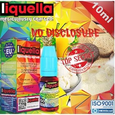 Υγρό αναπλήρωσης LIQUELLA NO DISCLOSURE (mix γεύσεων) 30ml