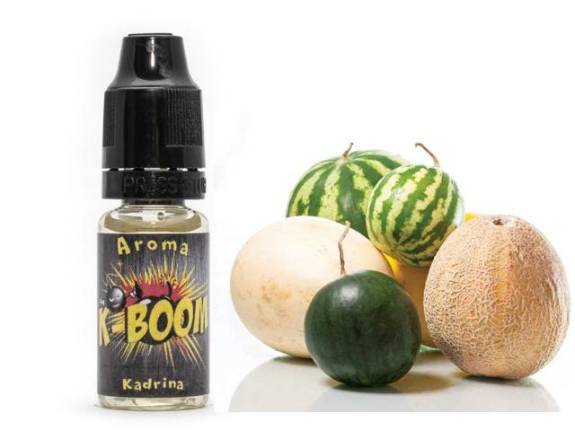 4131 - Άρωμα K-boom flavour KADRINA V2 10ml (mix πεπόνι καρπούζι)