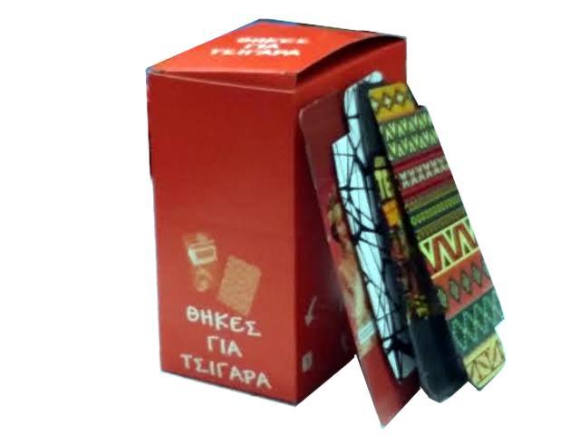 80 χάρτινες θήκες για πακέτα τσιγάρων