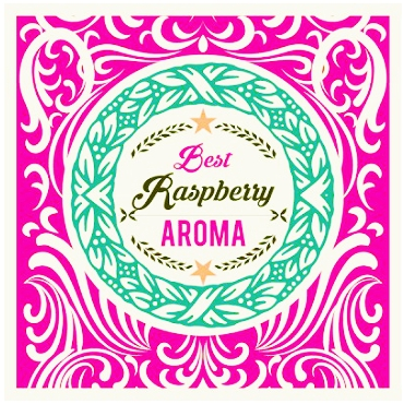 Άρωμα Pink Fury BEST RASPBERRY Flavour (βατόμουρα)) 10ml