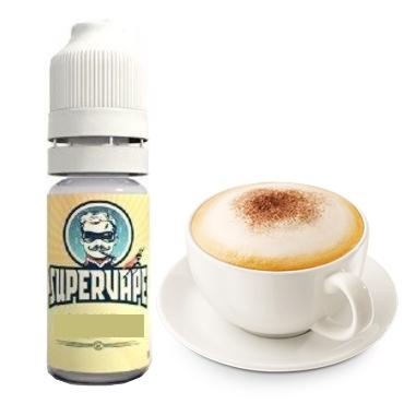 Άρωμα SuperVape CAPPUCCINO Flavour 10ml (καπουτσίνο)