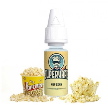 4215 - Άρωμα SuperVape POPCORN Flavour 10ml