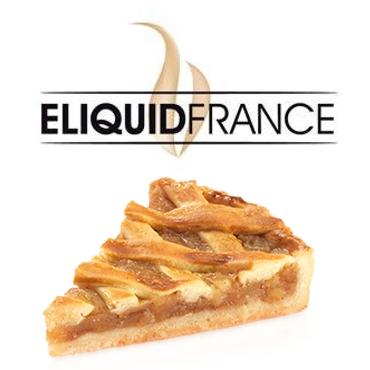 Άρωμα ELIQUID FRANCE APPLE PIE (μηλόπιτα) 10ml