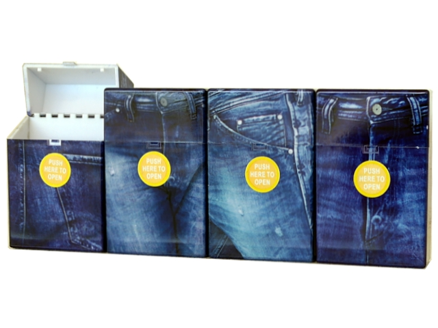 4219 - �������� ���� CLIC BOXX Blue Jean ��� ������ 20 �������� 380210 (������� ��������)