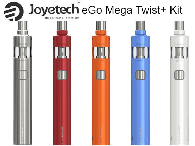 4223 - Joyetech eGo Mega Twist+ Kit