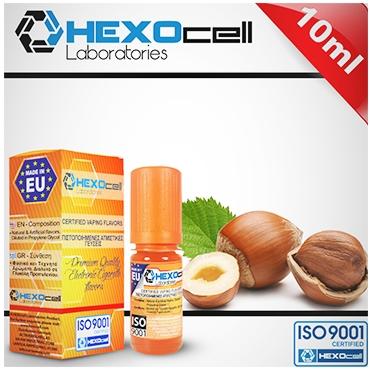 Άρωμα Hexocell HAZELNUT FLAVOUR (φουντούκι πραλίνα) 10ml