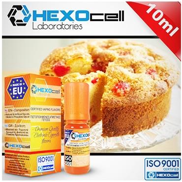 4245 - Άρωμα Hexocell NANNAS CAKE FLAVOUR 10ml