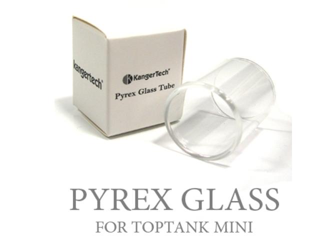 4248 - Ανταλλακτικό γυαλί KangerTech Pyrex TopTank Mini 4.0ml
