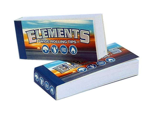 4275 - ������� ELEMENTS WIDE ROLLING TIPS ������� 50 �����